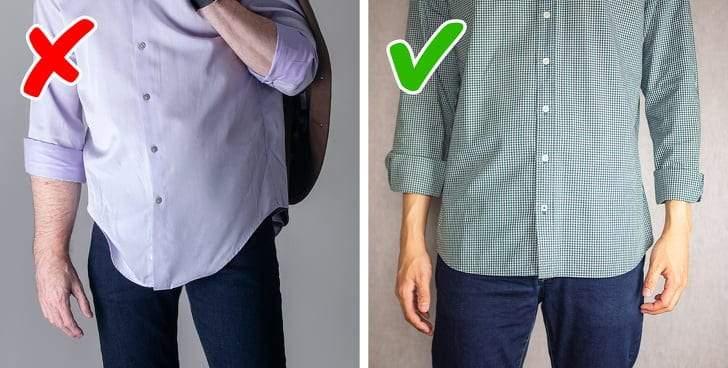 حيل الموضة التي ينساها الرجال دائما