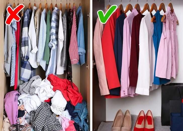 ملابس وأغراض ينصح بالتخلص منها فورا