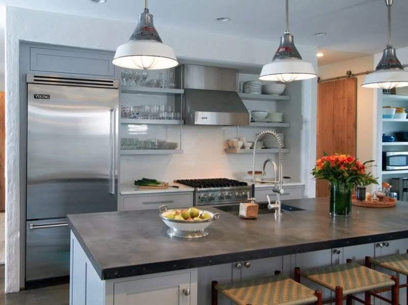 أفضل 6 أفكار للحصول على طلة عصرية وديكورات مطبخ جديدة