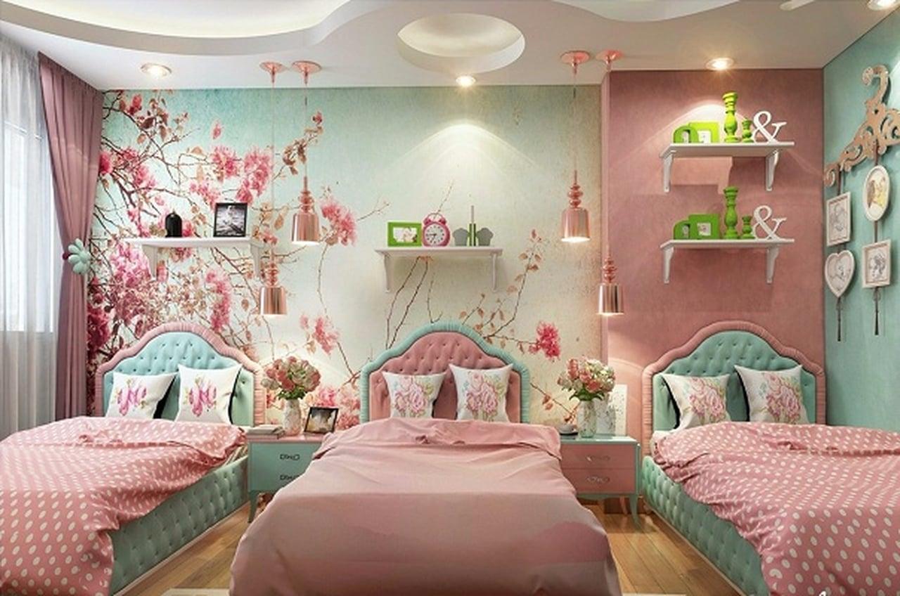 صور ديكورات غرف نوم للأطفال مشتركة للجنسين مع أفضل الأفكار لتصاميم مميزة