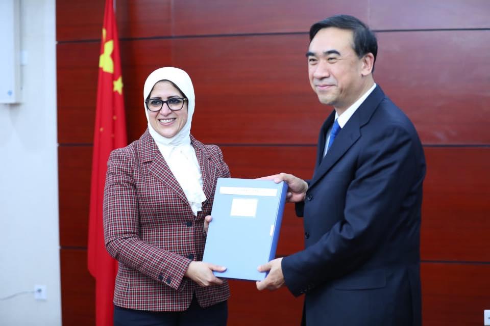 ما حقيقة قيام مصر باكتشاف وتسليم علاج فيروس كورونا إلى الصين؟