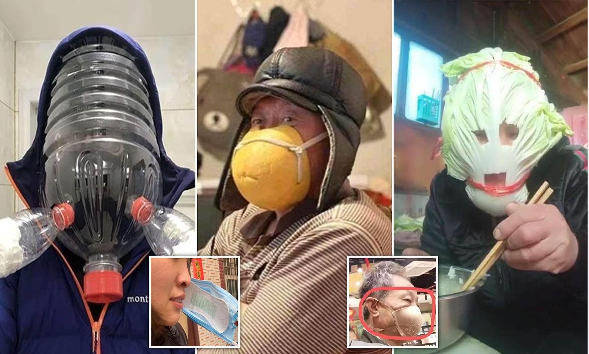 صور تكشف عن الوقاية من فيروس كورونا عبر طرق إبداعية طريفة