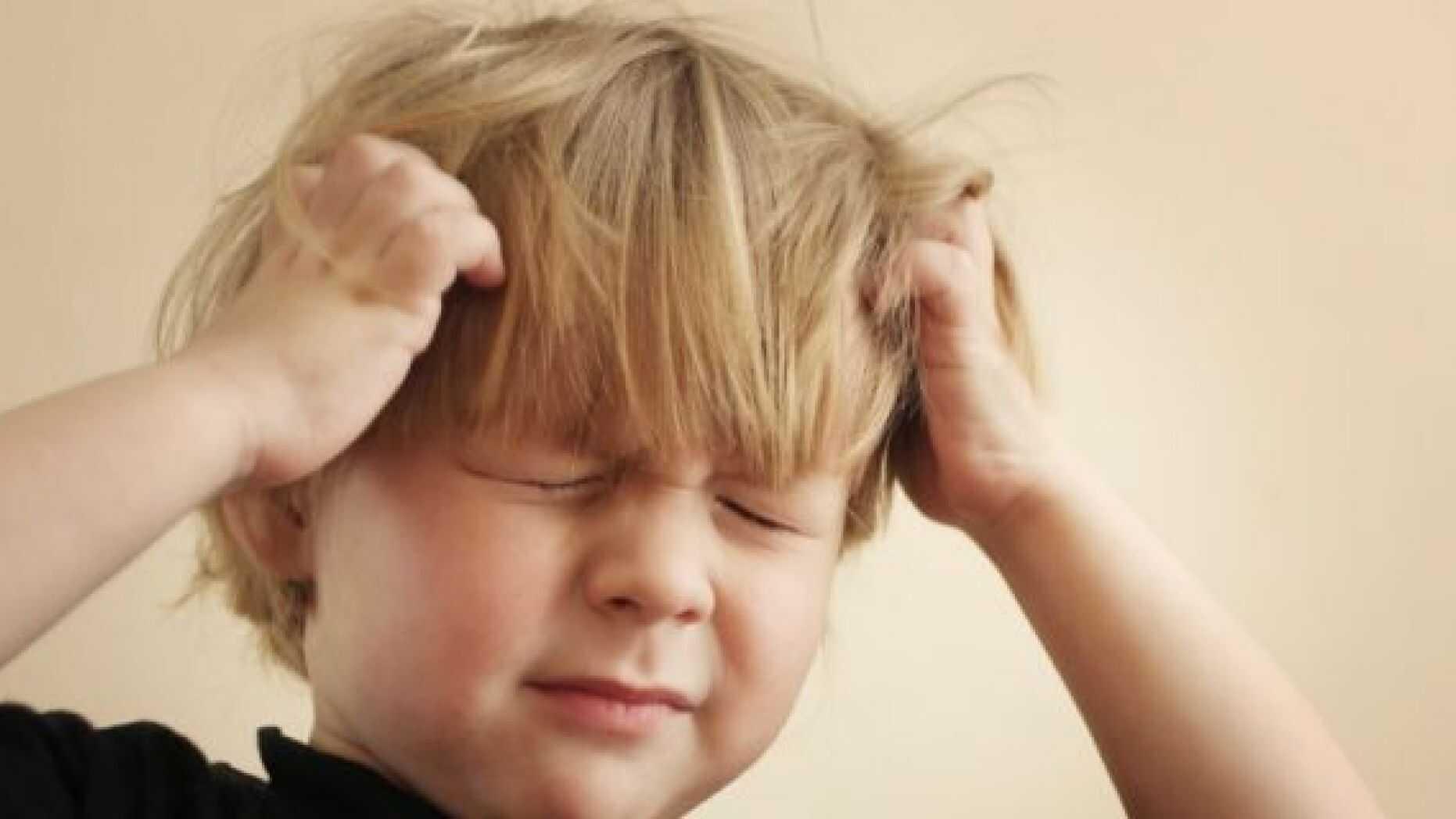 أعراض مرضية للأطفال لكنها لا تستدعي قلق الآباء