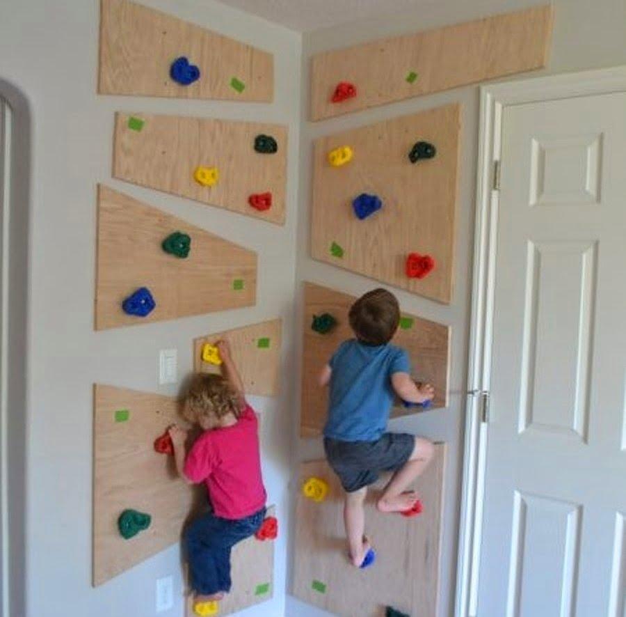 كيف أبدع الآباء من أجل تسلية الأطفال في المنزل