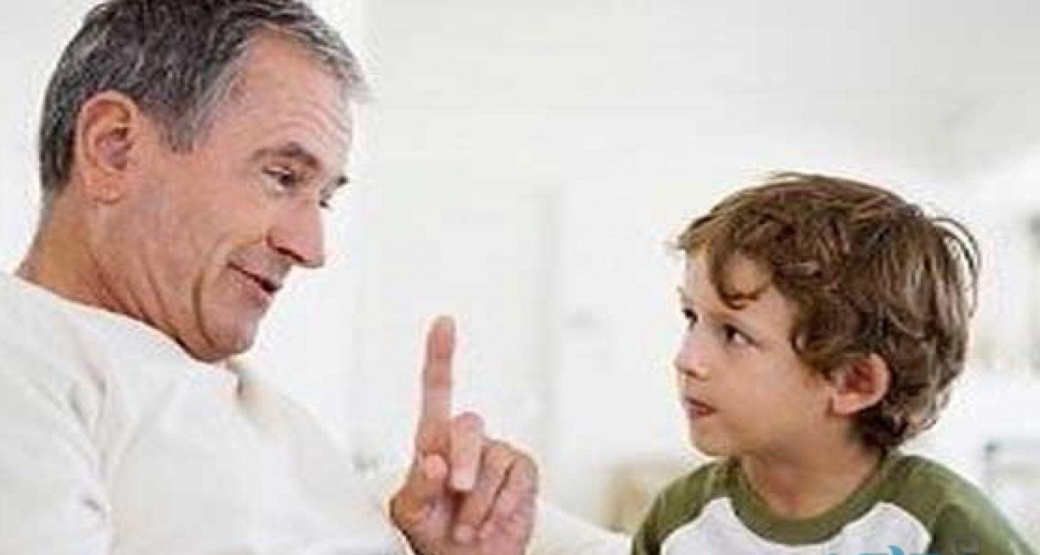 كيفية التعامل مع الطفل